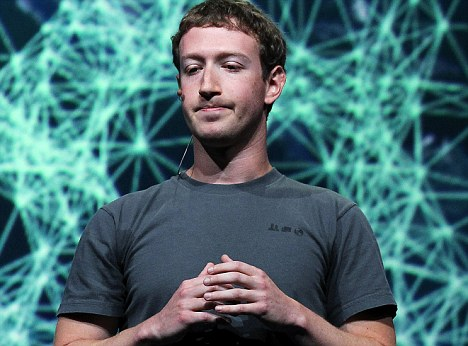 Facebook users have hit back at CEO Mark Zuckerberg, saying the number of ads and sponsored pages on the site have made it 'too commercial'