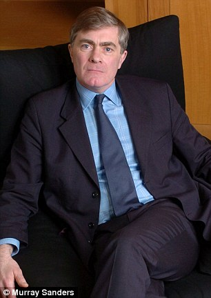 'Odd': Patrick Mercer, chairman of the Terrorism sub-committee, said if the allegations proved to be true it was 'very odd' that Mr Nezami had not already been prosecuted