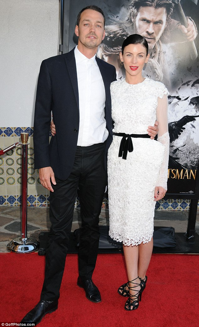 Can they survive? Liberty Ross believed her marriage woes to Rupert Sanders had been solved