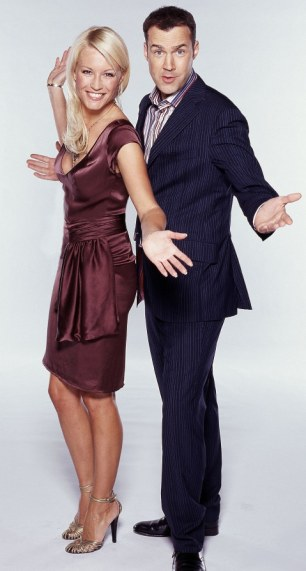 Johnny and Denise's Passport to Paradise: The pair went on to host other shows together