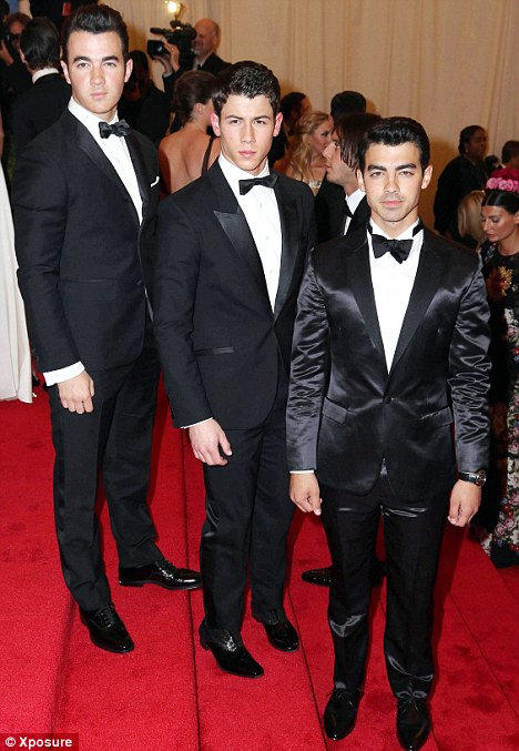 Making number five? The fifth Jonas Brothers studio album, which Joe boasts as 'the best one yet' was announced last March on Twitter