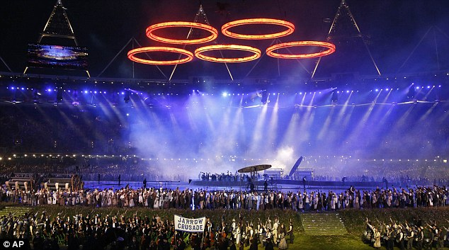 'Actually quite good': The Olympic Opening Ceremony has been hailed as a success