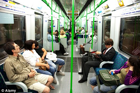 Delays: Tube services on the District line were suspended after a signal failure