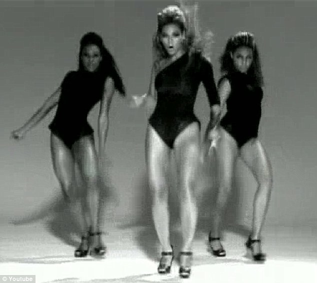 Idol: Beyonce's Single Ladies (Put A Ring On It) high-energy music video, pictured, received plenty of praise