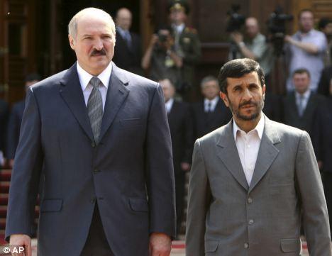 Reputation: Belarus President Alexander Lukashenko (left) is often referred to as 'Europe's last dictator'