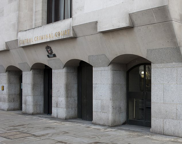 Pandemonium: Another juror refused to return to court at the Old Bailey (pictured) following the interruption, while others were left in tears after one of the defendants accused them of ignoring the evidence