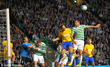 Celtic will have to cope without Mulgrew as their domestic season begins on Saturday