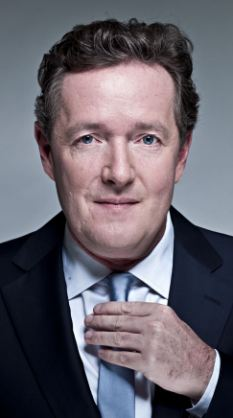 Sing for charity: Piers Morgan donates £1,000 for every team GB gold medallist who sings God Save The Queen