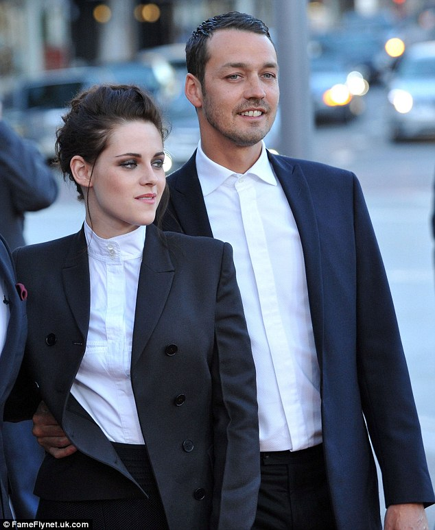 Cheaters: Ross filed for divorce from the Snow White and the Huntsman director after he was caught on camera smooching and caressing Kristen Stewart last July