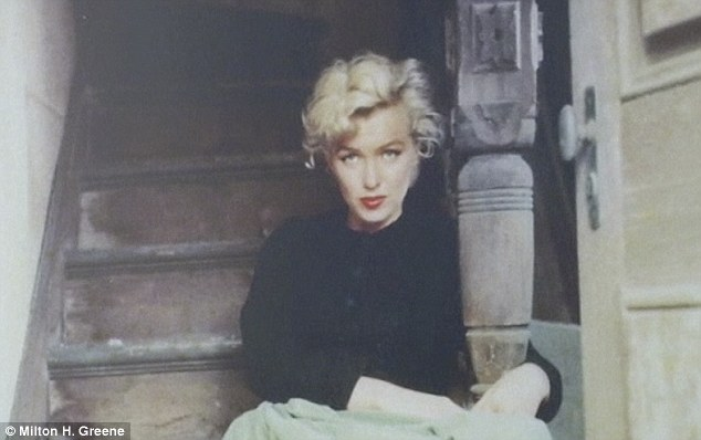 The display in Warsaw captures Marilyn in some of her finest moment in rare shots
