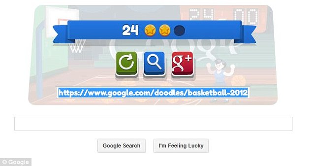 After wasting so much time yesterday on the hurdles, we only played one game of basketball: See if you can beat 24...