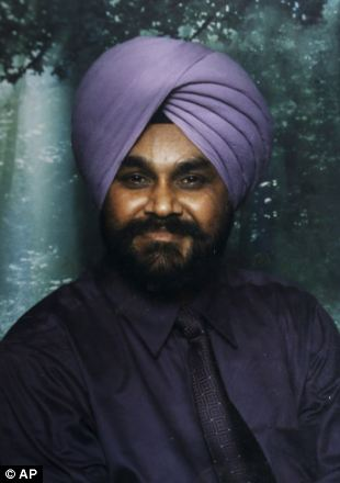 Ranjeet Singh, who was killed in the shooting attack, never went home to India even once in 16 years in the U.S.. He worked at a grocery store during the week and volunteered at the Sikh gurdwara on weekends
