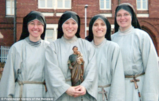 Devotion: Looking back at her life, Sr Catherine says she wouldn't change a thing