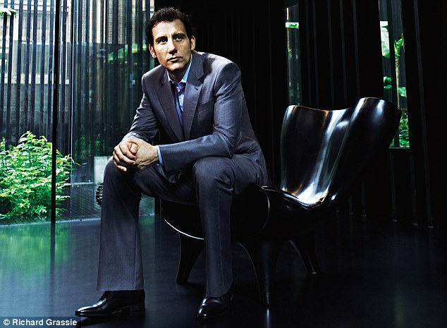 'I've always been a great believer that almost anybody on this planet can sit in the back of a pub, quietly in the corner, have a few drinks and walk out pretty much unbothered,' said Clive Owen