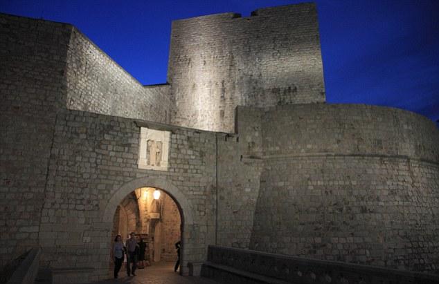 Ploce Gate, Dubrovnik