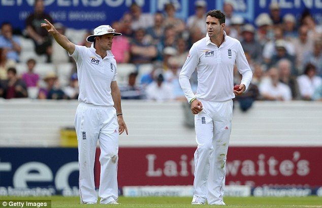 On the way out: Pietersen's criticism of Andrew Strauss was unforgivable