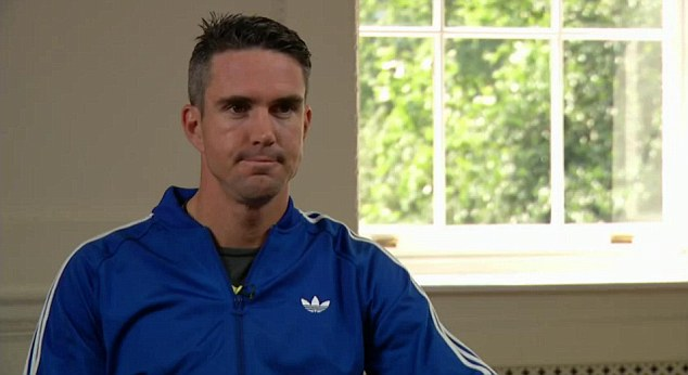 Airing his views: Pietersen took to YouTube in a final bid to save his England place