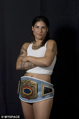 After being asked to describe her style as either 'boxer,' 'puncher,' or 'brawler,' Hernández replied, 'All three, probably, depending on what's needed in a particular fight.'
