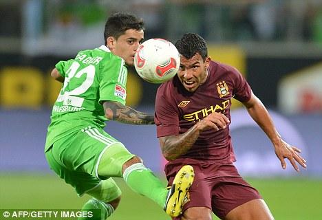 Trim: Carlos Tevez has returned in great shape