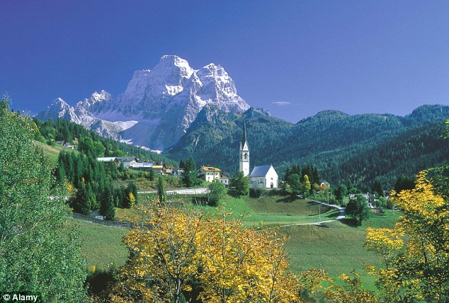 Cortina d'Ampezzo and the surrounding area is increasingly becoming an all-year-round destination