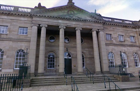 Allerton was jailed for four years at York Crown Court for causing GBH with intent and attempting to cause GBH with intent
