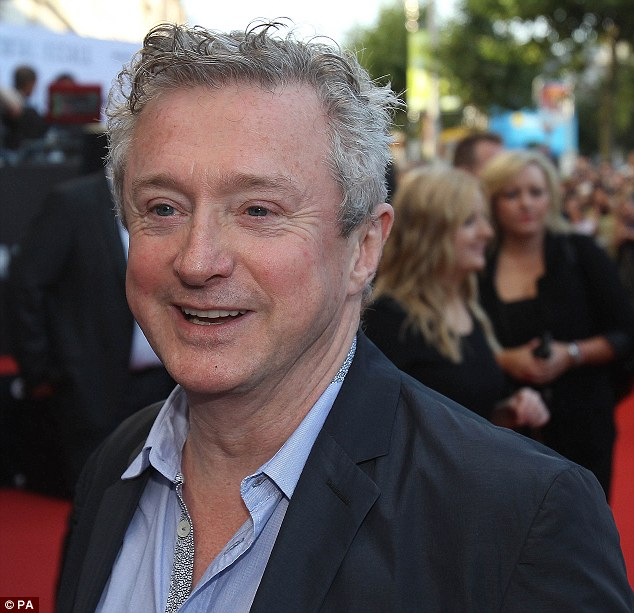 Local: No Irish premiere would be complete without Louis Walsh