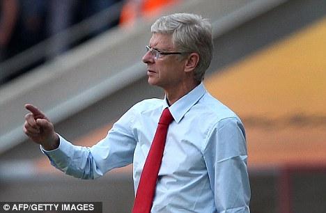 'Enemies': Wenger would rather have sold Van Persie to Paris Saint-Germain