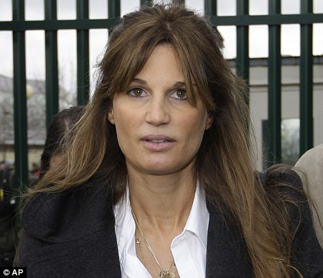 Some good news: Assange's useful idiots, such as the spoilt socialite Jemima Khan, stand to lose the £240,000 bail they put up for him