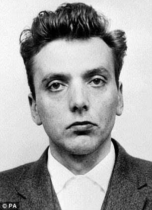 Killer: Moors murderer Ian Brady is said to have revealed the whereabouts of one of his victim's body
