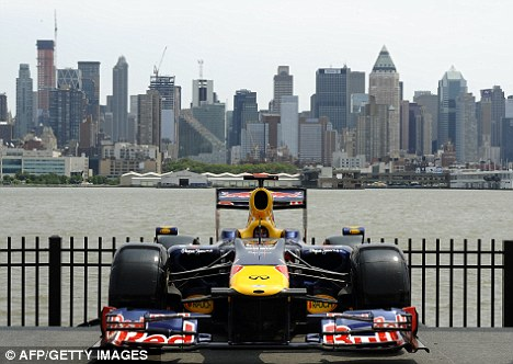 Maybe not: The Grand Prix is due to take place in June 2013