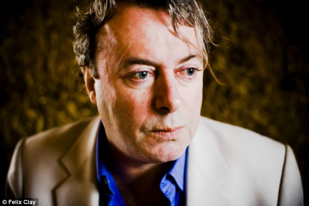 Hitchens, pictured in 2008, was never afraid to express his opinions and Mortality is no different