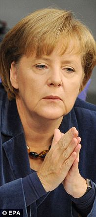 German Chancellor Angela Merkel: We will 'do as much as we can'