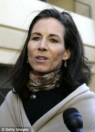 Divorced: Jenny Sanford left her husband over the affair