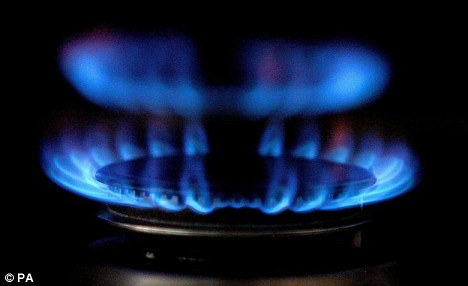 Trouble: British families face a 'winter of misery' as many companies look likely to raise the cost of gas and electricity again