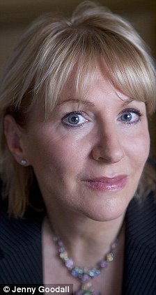 Nadine Dorries accused her Tory colleague Louise Mensch of having 'schmoozed' with the Murdochs