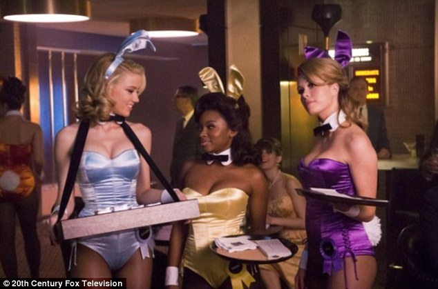 Latest rejection: KSL also chose not to air The Playboy Club which followed the Playboy Bunnies at the original club in the 1960s. The Playboy and KSL brands were not consistent, the channel said