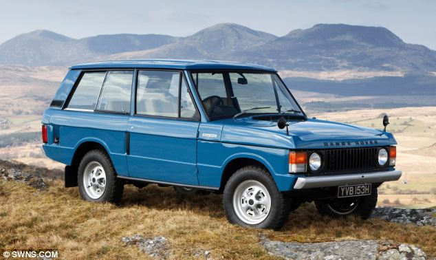 The trusty original Range Rover came second in the poll by Autocar