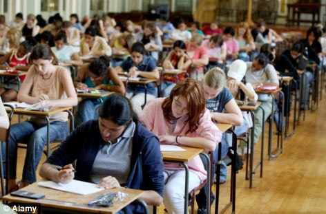 Last minute changes to grade boundaries meant that many pupils missed out on a C in English