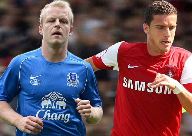 Upset on the cards: Everton host League One side Leyton Orient in the Capital One Cup second round