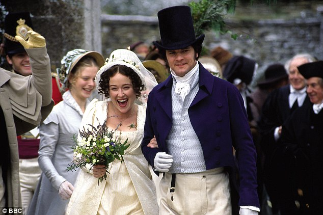 Fairytale: For many women, gentlemanly behaviour is confined to novels and films like Pride and Prejudice