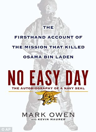 Account: No Easy Day was written anonymously under the pseudonym Mark Owen