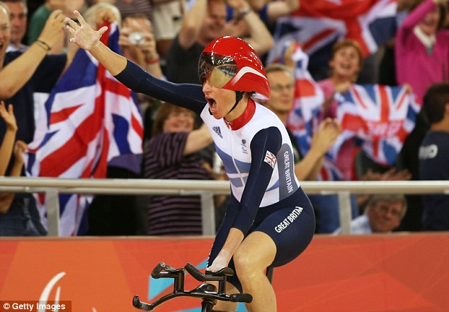 Storey aims to take gold in two track cycling and two road cycling events this week