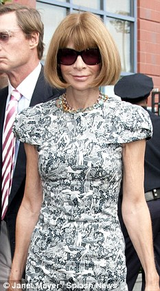 Anna Wintour has raked in more than $500,000 for President Obama's re-election campaign