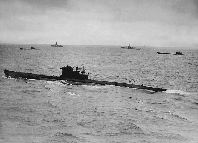 Within weeks, U-boat signals were being intercepted and interpreted. When Nazi submarine losses began to sharply escalate, Admiral Doenitz was forced to withdraw what was left of his U-boat fleet from the Atlantic