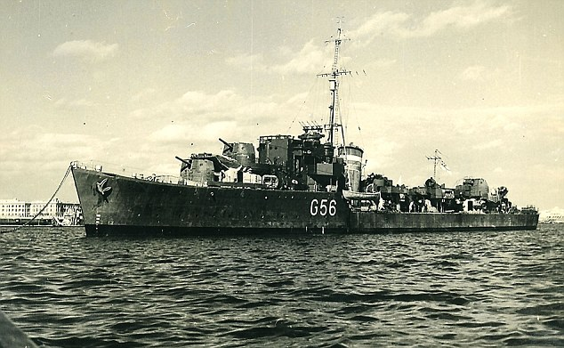 HMS Petard was commanded by Lieutenant Commander Mark Thornton, a fearsome taskmaster whose goals were simple: to seek action with the enemy - and to capture a German U-boat