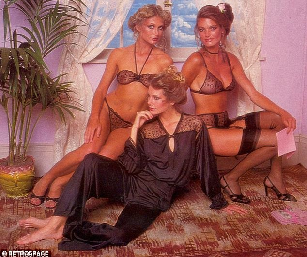 The 1979 Victoria's Secret catalogue is a far cry from today's glitzy shows and shoots