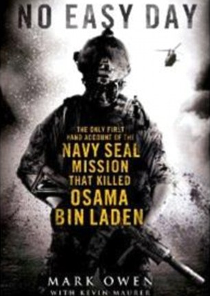 Controversial: A new rival book titled No Easy Op alleges that Matt Bissonnette, who wrote No Easy Day, could have been motivated by revenge on SEAL Team 6