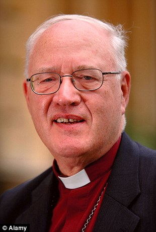 Former Arhbishop of Canterbury, Lord Carey speaks out in the Mail about religious tolerance