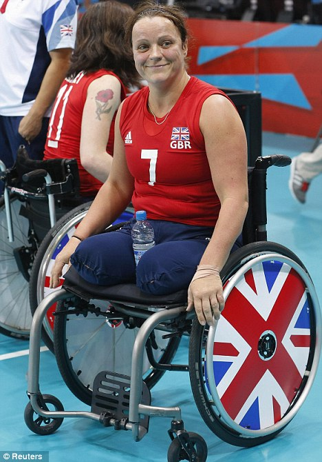 In 2005, the day after London was announced to host the 2012 Games, Martine Wright lost her legs in the 7/7 bombings