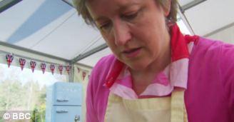Great British Bake Off  breaks BBC standards by showing off Smeg fridge freezer logo 37 times in one episode Episode 3